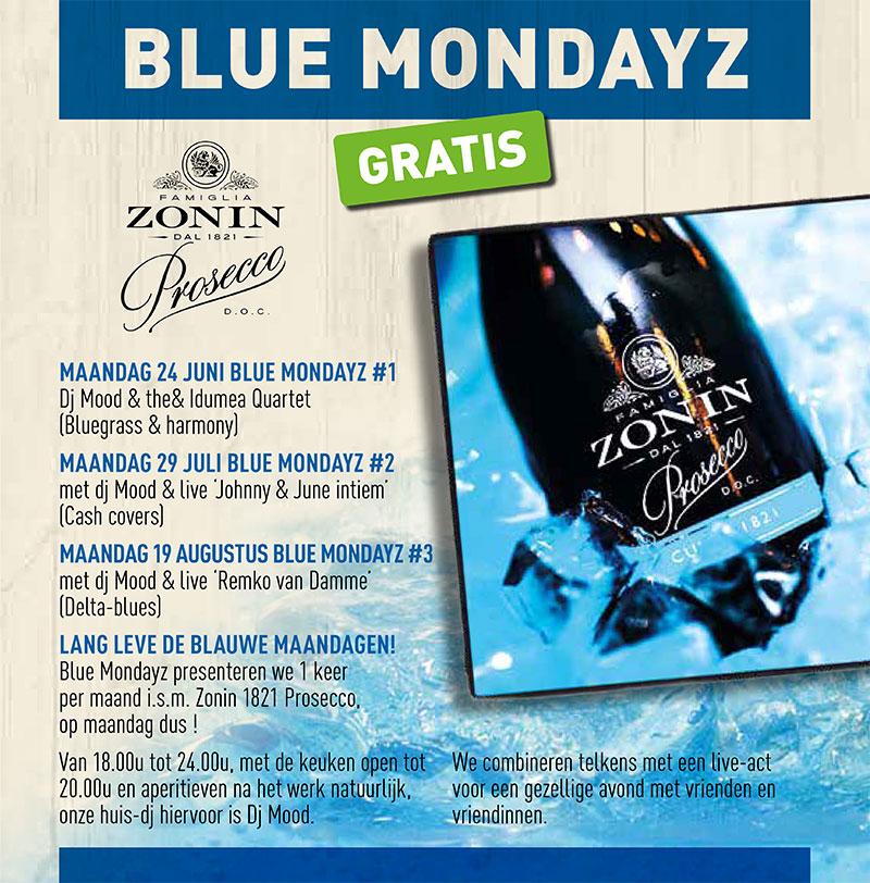 Blue Mondayz